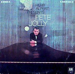 Cover of Herb Alpert Presents Pete Jolly