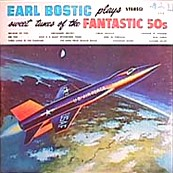 Earl Bostic LP Cover