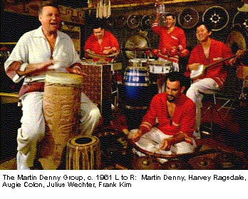 The Martin Denny Group