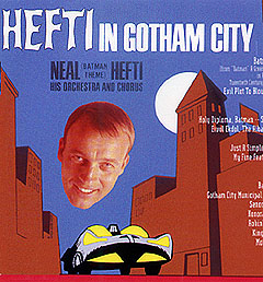 Heft in Gotham City