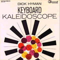 Keyboard Kaleidoscope cover