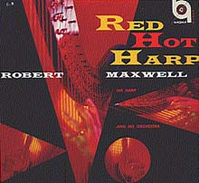 Red Hot Harp Album Cover