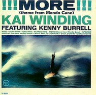 Cover of Kai Winding album 'More' AKA 'Soul Surfin''