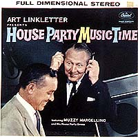 House Party Music Time LP