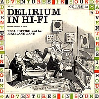 Cover of 'Delirium in Hi-Fi'