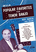 Roy Smeck Banjo Book